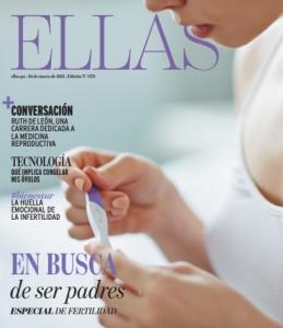 Portada Revista Ellas